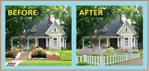 Refurbishing Your House Fence