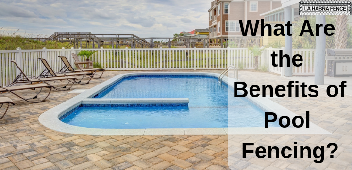 Benefits of Pool Fencing_