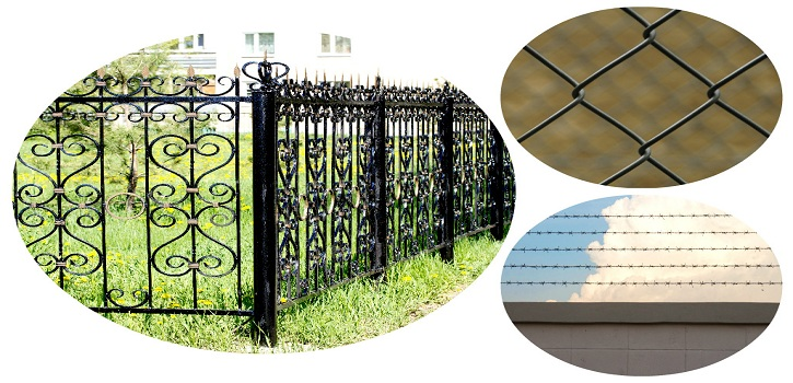 Top 3 Residential Fences