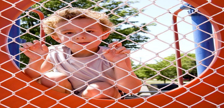 Security fencing for Schools