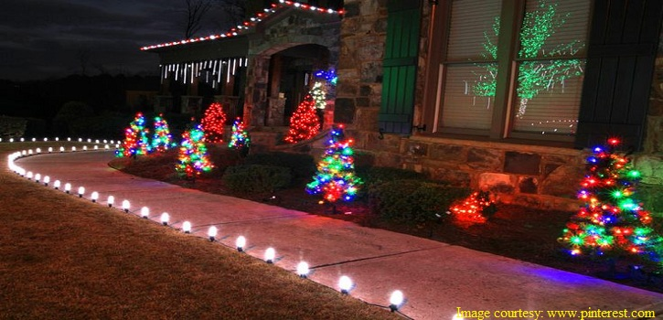 6 Delightful Christmas Decoration Ideas For Outdoors