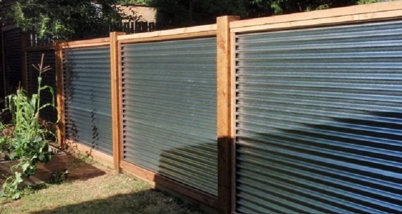 Why Corrugated Metal Fence Is The Best Option