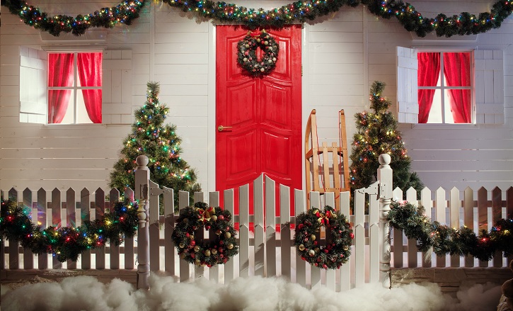 Outdoor Christmas Decoration Ideas to Light Up Your Yard