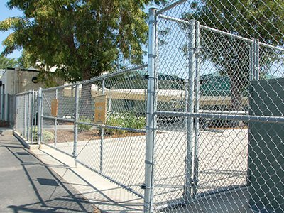 Chain Link Gates And Fence